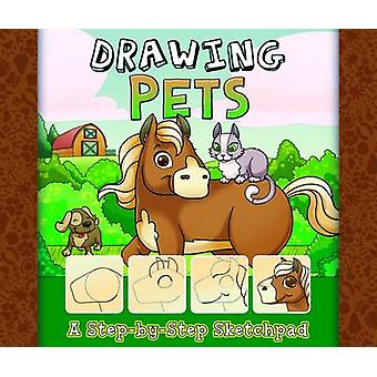 Drawing Pets by Mari Bolte - Lucy Makuc - 9781491402900 Book