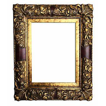 30x40 cm eller 12x16 tum, fotoram i guld