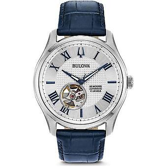 BULOVA-שעון יד אוטומטי של גברים הקלאסי 96A206 אנשים
