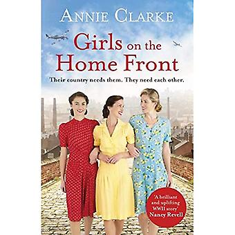 Girls on the Home Front: An inspiring wartime story of friendship and courage (Factory Girls)