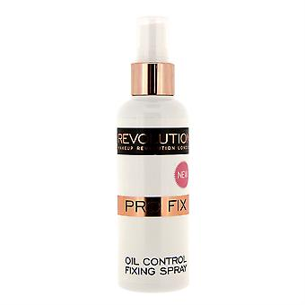 Make-up Revolution Pro Fix olie regeling Fixing spray 100 ml