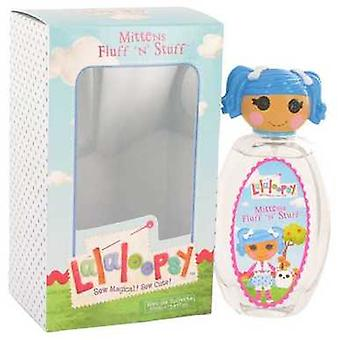 Lalaloopsy By Marmol & Son Eau De Toilette Spray (mittens Fluff N Stuff) 3.4 Oz (women) V728-516998