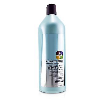 Pureologie Stärke Heilung beste blonde Bedingung (Toning und Anti-Brassiness für farbebehandeltes Haar) 1000ml/34oz