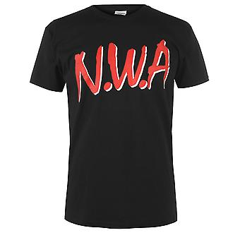 Officiel Hommes NWA Band T-Shirt T-Shirt T-Shirt Top