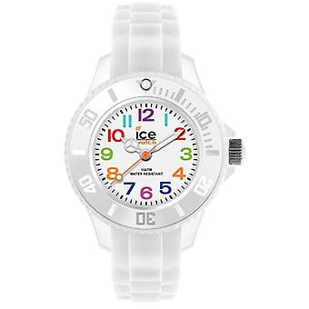 Ice-mini Quartz Analog Child Watch with Silicone MN Bracelet. WE. M.S.12