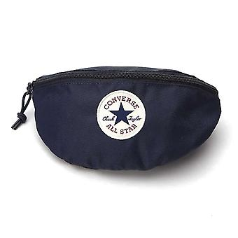 Converse All Star Sling Pack Waist Bum Small Items Fashion Carry Bag Navy Blue