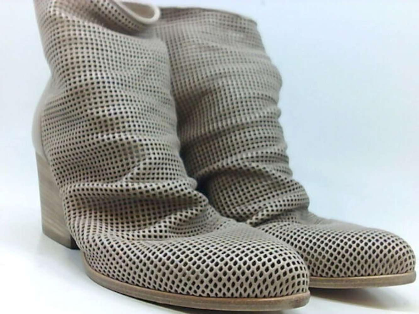 Steven par Steve Madden Womens Romey Fabric Pointed Toe Ankle Fashion Boots