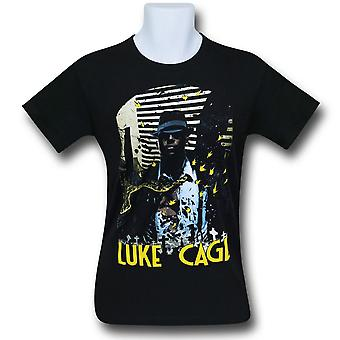 Camiseta Luke Cage Noir