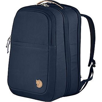 FJALLRAVEN Travel Pack - Unisex-Adult Backpack - Blue (Navy) - 45 Centimeters
