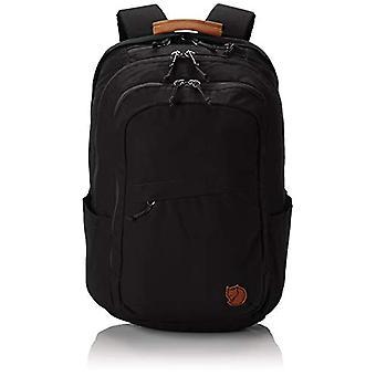 FJALLRAVEN 26052 - Unisex-Adult Backpack - Black - 46 x 31 x 21 cm