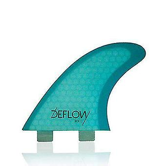 Deflow bee large thruster fins