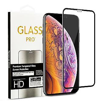 Tempered Glass Protector iPhone 11/XR Covers full screen