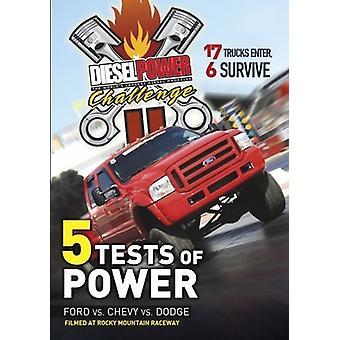 Diesel Power Challenge II [DVD] USA import
