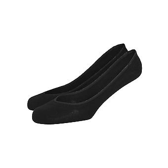 Urban klassikere damer Sneakersocken usynlige sokker Fünfer Pack