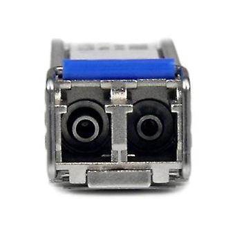 Startech Gigabit fiber SFP transceiver SM LC 10Km