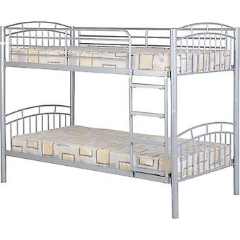 Ventura Bunk Bed-sølv
