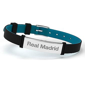 Real Madrid CF Colour Silicone Bracelet