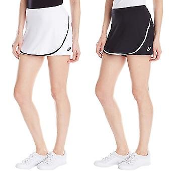 Asics Womens Club Sports Tennis Training Active MotionDry Skirt Shorts Skort