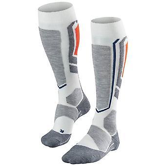 Falke Snowboard 2 Knee High Socks - Off White