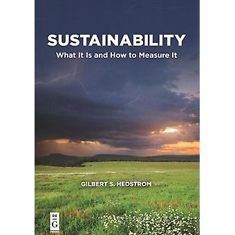 Sustainability by Gilbert S Hedstrom