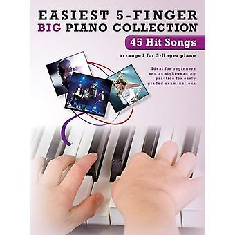 Easiest 5Finger Piano Collection