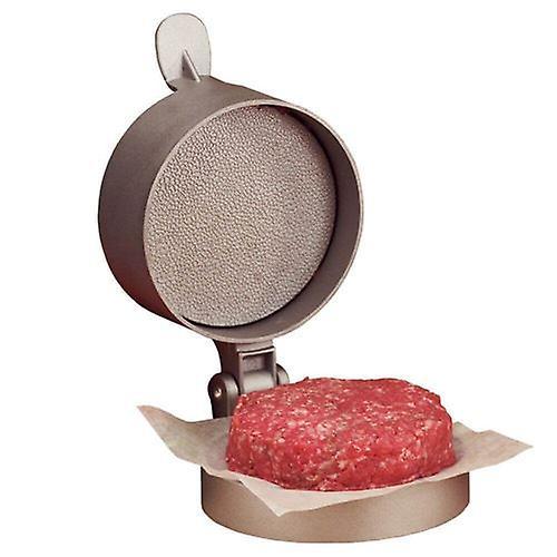 Enkele niet-Stick Hamburger pers