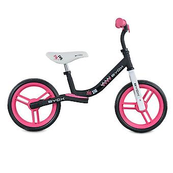 Byox wheel Zig-Zag, EVA tyres, saddle adjustable from 36 - 45 cm from 12 months