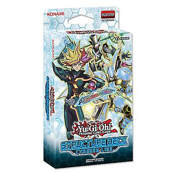 Yu-Gi-Oh! Cyberse Link Structure Deck card Game