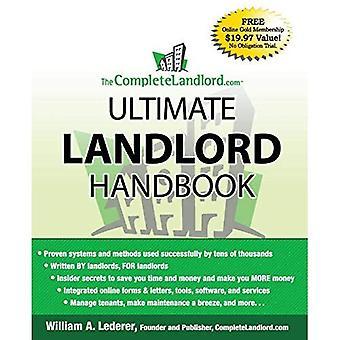 Le manuel du propriétaire Completelandlord.com Ultimate