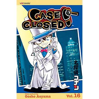 Case Closed Vol. 16 von Gosho Aoyama