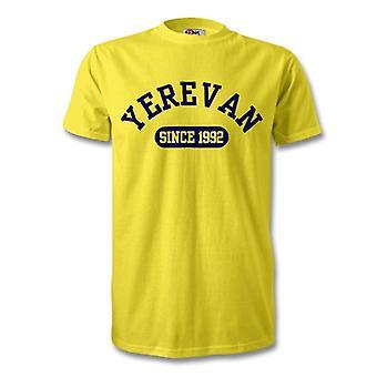 Banants 1992 gegründet Fußball Kinder T-Shirt