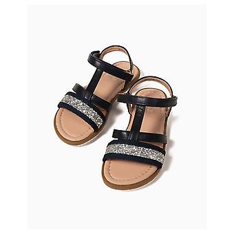 Zippy Bright Sandals