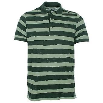 Lacoste Polo skjorte grønn Stripe DH2204-00