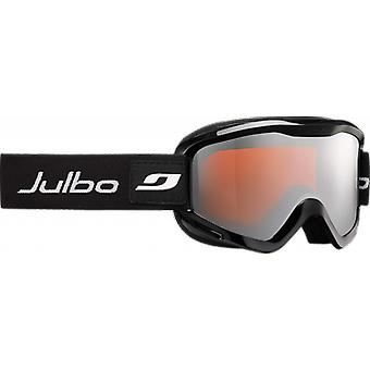 Julbo Ski Mask Plasma OTG Black Spectron 3 Orange Flash Silver