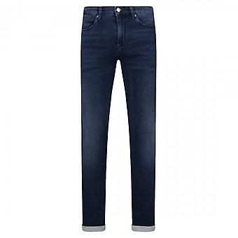هوغو بوس 708 متوسطة الأزرق سليم جينز 420 50426212