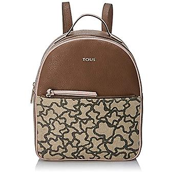 Tous Elice New Mediana - Multicolored Women's Backpack Bags (Marr n-pink) 10.5x29.5x24 cm (W x H L)