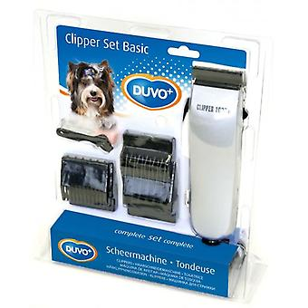 Duvo+ Clipper Court machine from 1000 to 1010 W