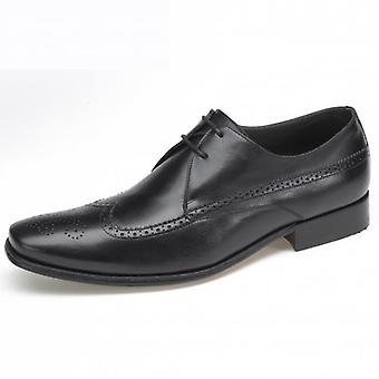 Anatomic&Co Suzano Mens Brogues In Black