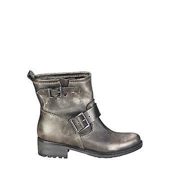 Ana Lublin Eredeti Nők őszi / téli boka boot - barna színű 30274