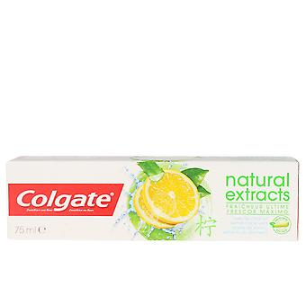 Colgate Natural Extracts Frescor Máximo Pasta Dentífrica 75 Ml Unisex