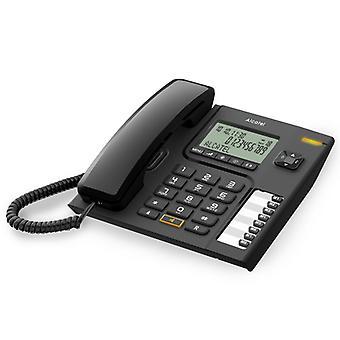 Vaste telefoon Alcatel Versatis T76 DECT LED zwart