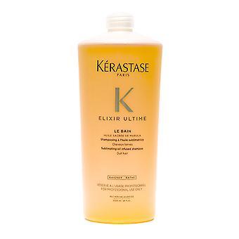 Elvyttävä shampoo Elixir ultime Oil Kerastase (1000 ml)
