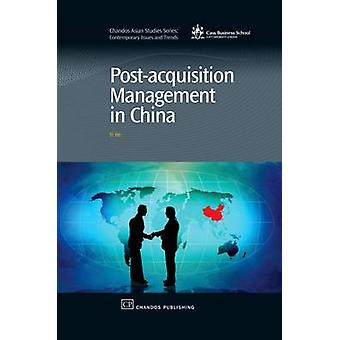PostAcquisition Management in China by He & Ye