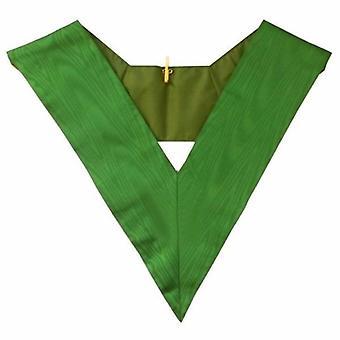 Masonic officer's collar - aasr - 5th degree