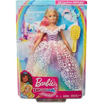 Barbie GFR45 Dreamtopia Royal Ball Prinzessin Puppe