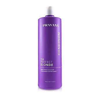 The Perfect Blonde Purple Toning Conditioner - 1000ml/33.8oz