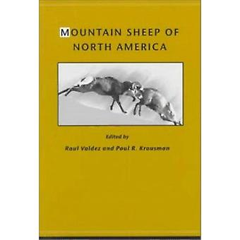Mountain Sheep of North America by Raul Valdez - 9780816518395 Book