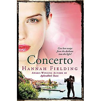 Concerto by Hannah Fielding - 9781916489516 Book