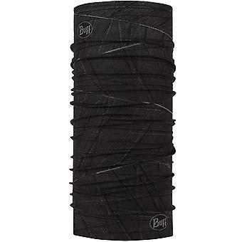 Buff Unisex Embers Original Protective Outdoor Tubular Bandana Scarf - Black