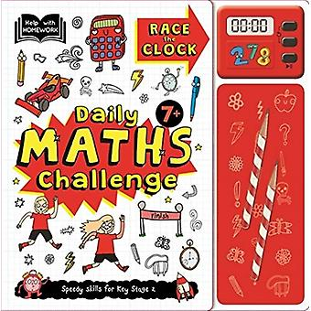 Help With Homework 7 Maths Challenge Pack by Autumn Publishing